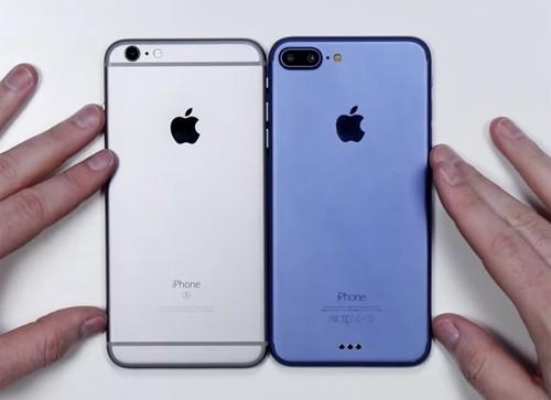 Apple iPhone 7 chạy đua với RAM 3 GB