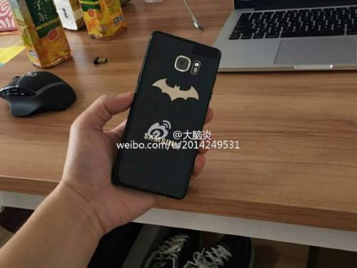 """""""Người Dơi trở lại"""" trên Galaxy Note 7, giới hạn số lượng, cấu hình nâng cấp"""