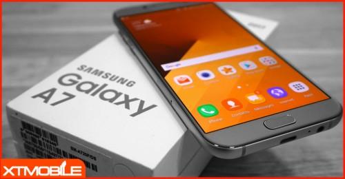 Bản tin cuối ngày 09/08: Samsung Galaxy A7 (2017) về giá 7 triệu, nhận được bản cập nhật Android 7.0 Nougat