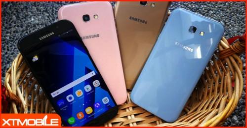 Galaxy A7 2017 xứng đáng trong tầm giá 6 triệu