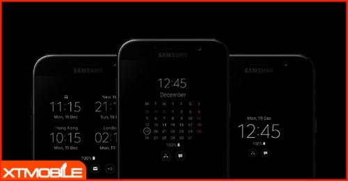 Galaxy A7 2017 - Bản công ty, RAM 3GB, Android Nougat giảm mạnh