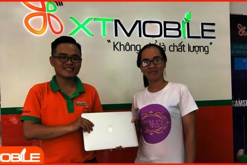 Chúc mừng khách hàng trúng giải MacBook tháng 7/2017