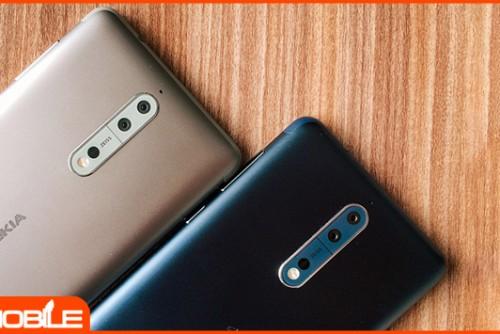 Nên mua Galaxy S8 giá hơn 12 triệu hay chờ mua Nokia 8 giá 16 triệu?