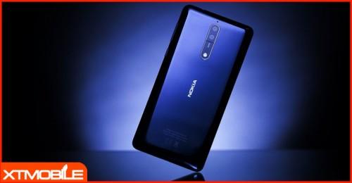 Bạn biết gì về siêu phẩm Nokia 8