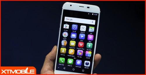 Thêm một smartphone Việt lên kệ, phân khúc bình dân
