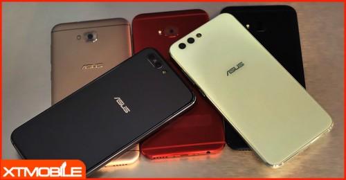 Chào đón những siêu phẩm mới nhà Asus - Zenphone 4/4 Pro