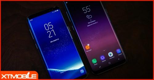 Nokia 8 giá 16 triệu, Galaxy S8 và S8 Plus giảm nhẹ thách thức