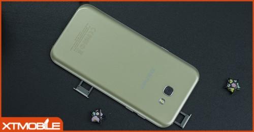 Giải mã sức hút của Galaxy A7 2017 công ty giá 6 triệu tại Việt Nam