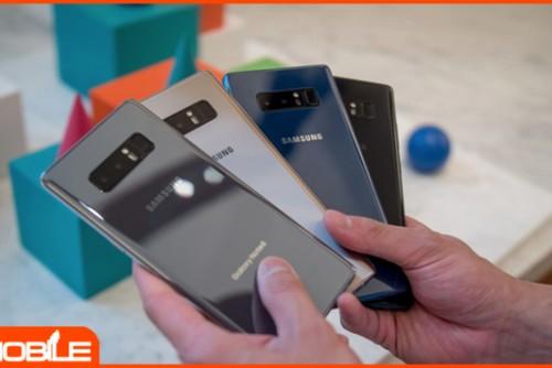 Tất cả những điều bạn nên biết về Galaxy Note 8
