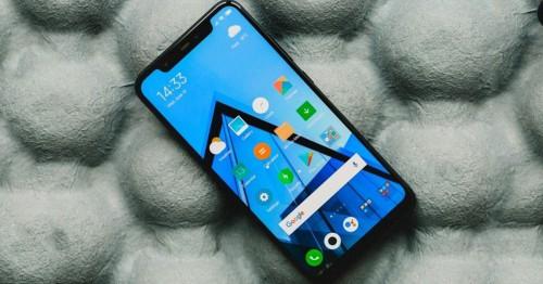 Xiaomi Pocophone F1:Cấu hình khủng,giá từ 11 triệu, lên kệ tại Châu Âu
