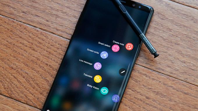 Bản nâng cấp ít được quan tâm trên Note 9