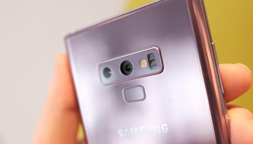 Tất tần tật về sự vô đối của camera Galaxy Note 9