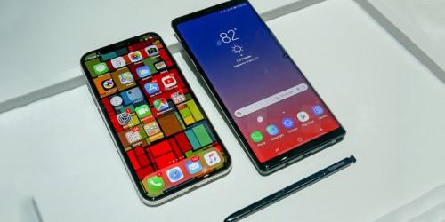 So sánh Galaxy Note 9 và iPhone X: Cuộc chiến không hồi kết giữa 2 ông lớn