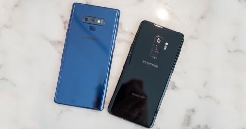Nên mua Galaxy Note, S9 hay S9 Plus - Đâu là sự lựa chọn tốt nhất dành cho bạn?