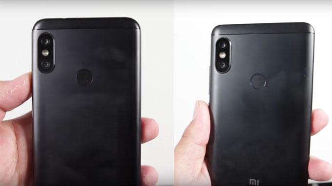 Xiaomi Redmi 6 Pro và Redmi Note 5 Pro - Đâu là lựa chọn tốt