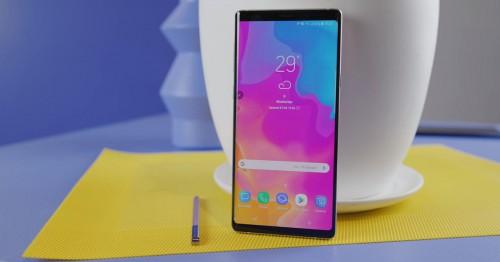 CEO Samsung xác nhận viên pin trên Galaxy Note 9 đảm bảo an toàn