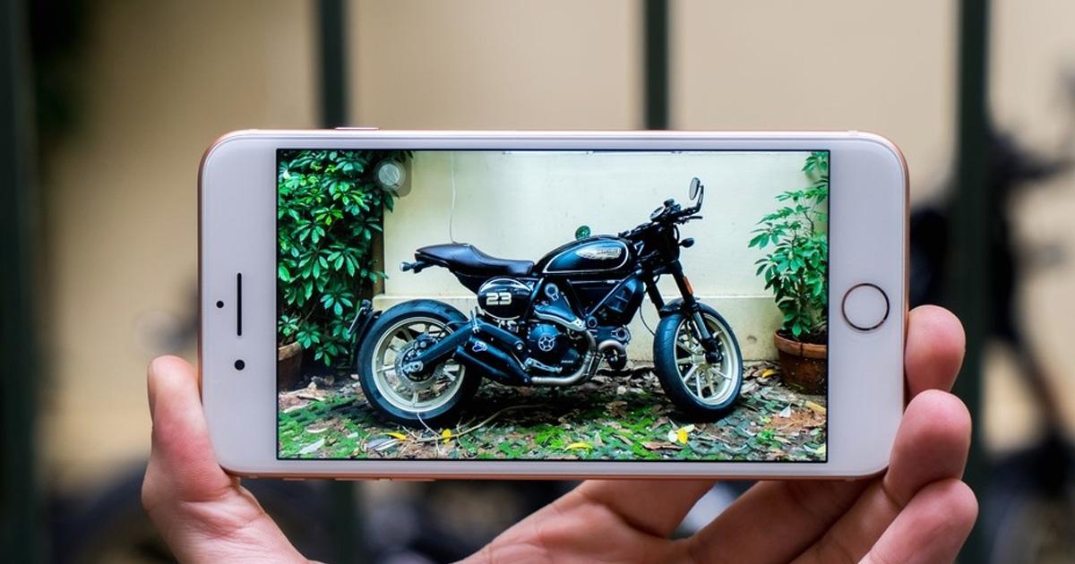 Khả năng chụp ảnh iPhone 8 Plus có phải là tốt nhất hiện nay?