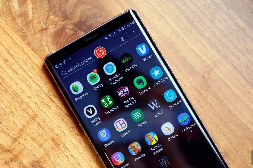 Dùng Galaxy Note 9 thì phải biết ý đồ của Samsung!
