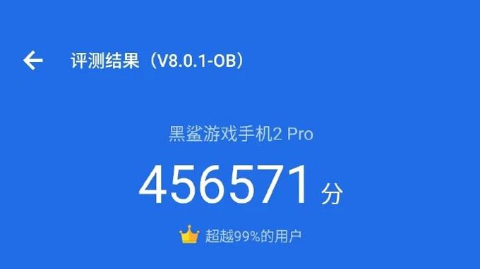 Hiệu năng Black Shark 2 Pro thực tế chưa đến 500K điểm AnTuTu