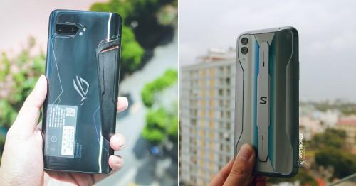 So sánh Black Shark 2 Pro và ROG Phone 2: Kỳ phùng địch thủ làng game