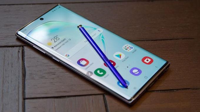 Bút S-Pen trên Galaxy Note 10 Plus cũ được nâng cấp và hỗ trợ thêm nhiều tính năng mới mẻ