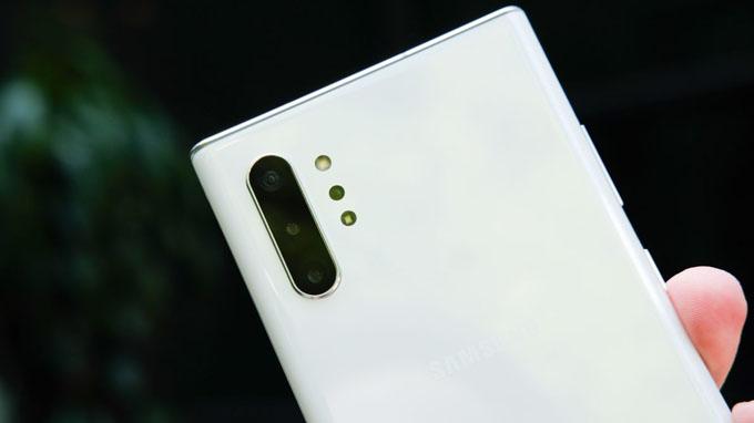 Mua Galaxy Note 10 Plus cũ bạn sẽ được trải nghiệm chất lượng chụp ảnh tuyệt vời