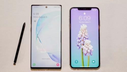 So sánh Galaxy Note 10 Plus và iPhone Xs Max: Đã đến lúc iPhone tìm người kế nhiệm?