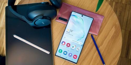 Galaxy Note 10 Plus 5G phá vỡ kỷ lục xếp hạng DxOMark và DisplayMate