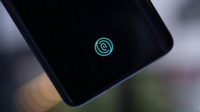 Galaxy NOte 10 tích hợp cảm biến vân tay trong màn hình