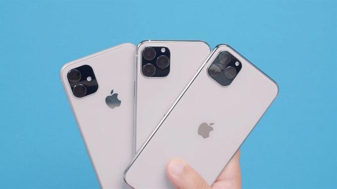 iPhone 2019 sẽ không có logo iPhone ở mặt lưng máy