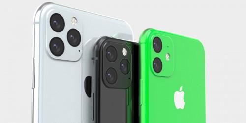 iPhone 2019 sẽ không còn logo iPhone trên mặt lưng