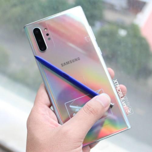 Trên tay Galaxy Note 10 Plus 5G đầu tiên giá 19.9 triệu tại XTmobile