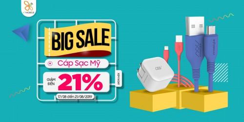 Cáp sạc Innostyle mua lẻ giá rẻ, mua theo combo giảm thêm đến 21%