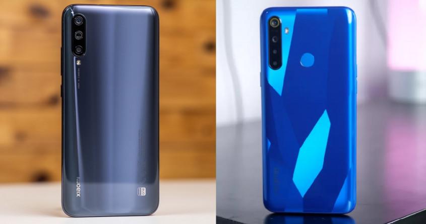 So sánh Realme 5 và Xiaomi Mi A3: Smartphone giá rẻ nào hấp dẫn hơn?