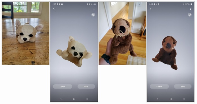 Tạo những bức hình chuyển động thú vị dễ dàng với Note 10 Plus