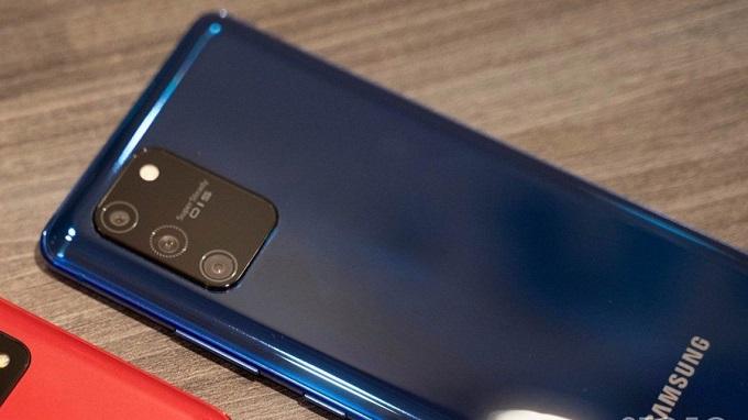 Hình ảnh được cho là của Galaxy S20 Lite