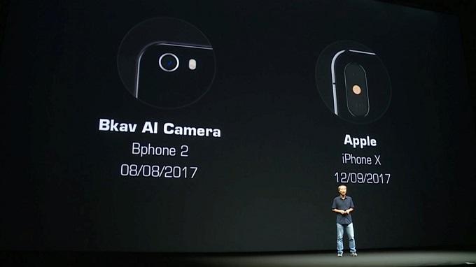 Phần cứng camera được xem như tương đương với iPhone X nhưng chất lượng lại quá tệ