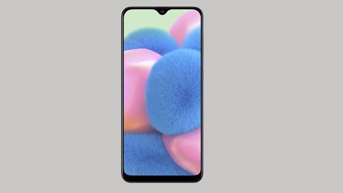 Galaxy A30s còn được trang bị hình vô cực Infinity-V 6.4 inch.