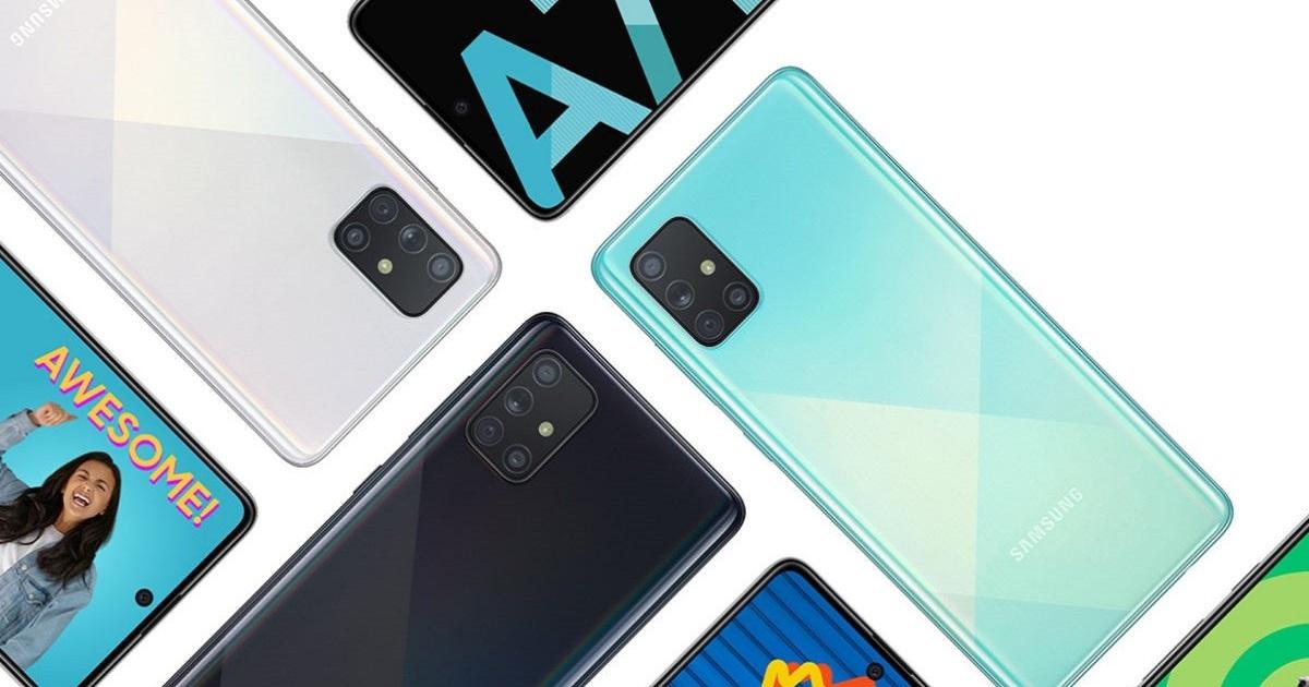 Galaxy A71 5G lộ diện cấu hình trên GeekBench, Samsung chuẩn bị ra mắt