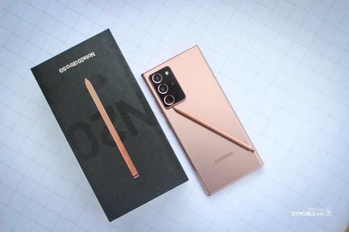 Tính năng hấp dẫn trên Galaxy Note 20 mà Apple cần học hỏi