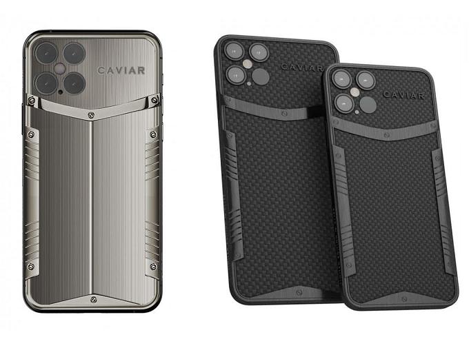 iPhone 12 Pro Titan và carbon
