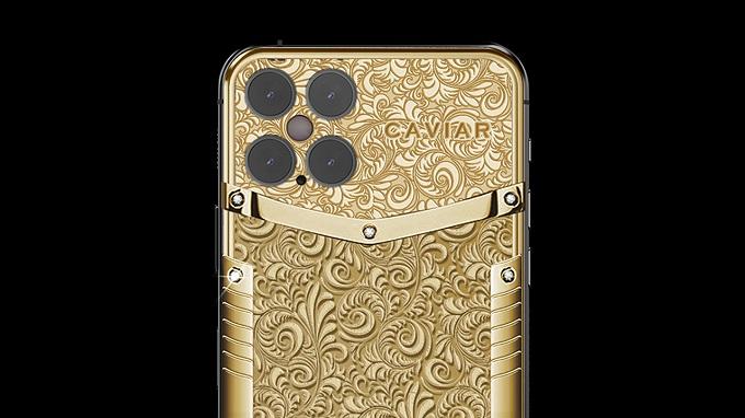 iPhone 12 Pro vàng/kim cương