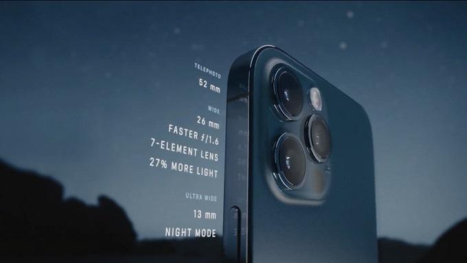 bộ đôi iPhone mới sẽ hỗ trợ chuẩn Apple ProRAW