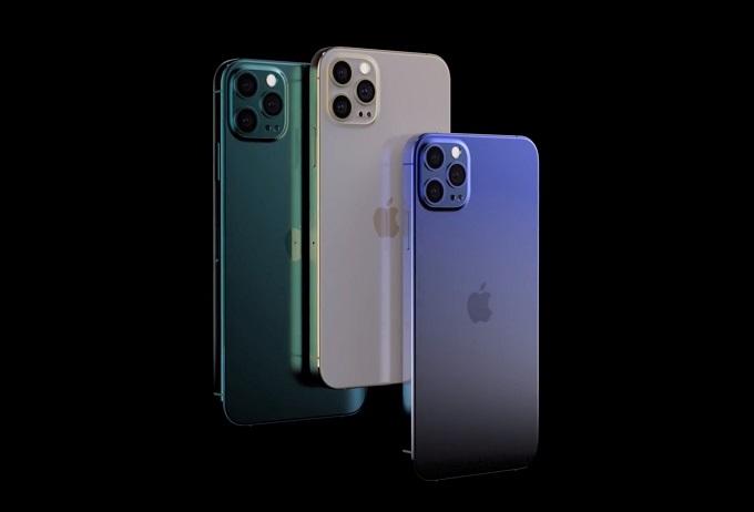 Thiết kế của mô hình trên có phần giống với iPhone 12