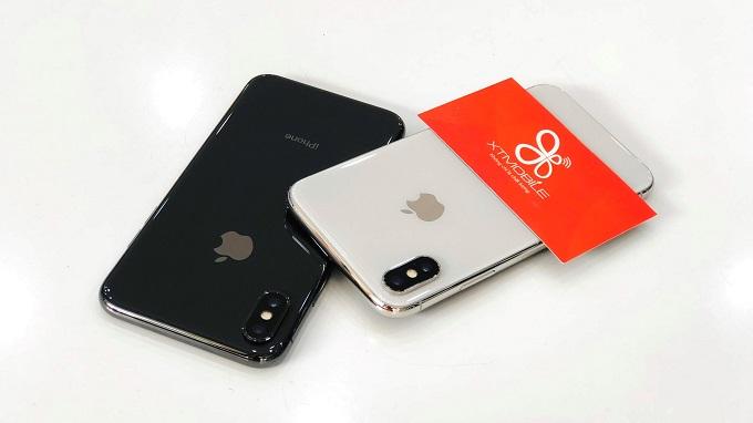 Với vật liệu cao cấp, iPhone X tại XTmobile vẫn có độ sang trọng đáng kể