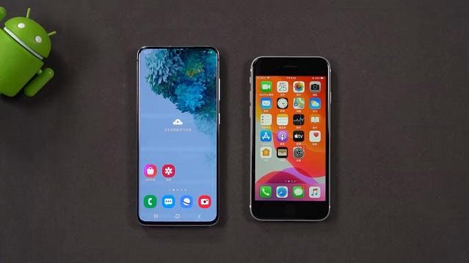Galaxy S20 có màn hình tốt hơn hẳn