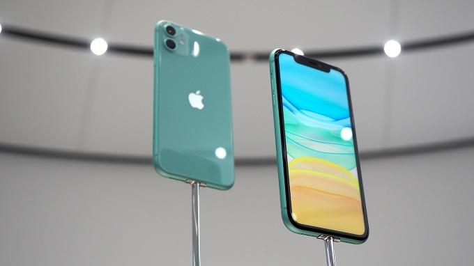 iPhone 11 có thời lượng pin ấn tượng nhất trong số iPhone 2019