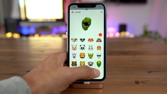 iPhone XR sẽ có được cụm cảm biến 3D ở mặt trước