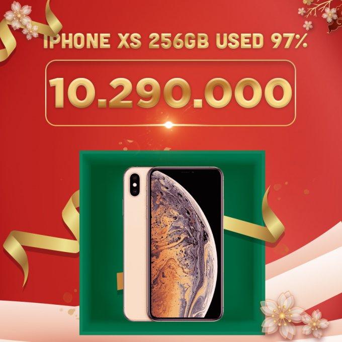 iPhone Xs 256GB giá chỉ 10.2 triệu đồng