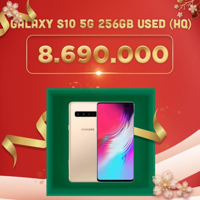 Galaxy S10 5G 256GB giá chỉ 8,5 triệu đồng